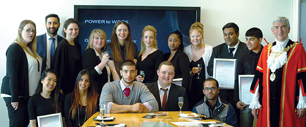 ManpowerGroup Sustainability Manpower UK Helps youths become job-ready