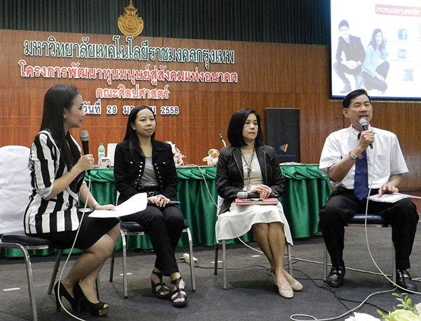 ManpowerGroup Sustainability Career Conversation in Thailand